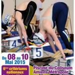 Championnats France Juniors – Nage Avec Palmes 2015 – Amiens