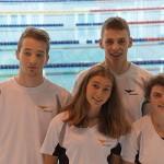 Championnats France Juniors Nage Avec Palmes Piscine 2015