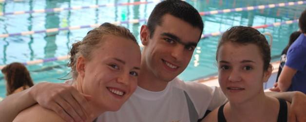Championnats de France Nage Avec Palmes Piscine 2014